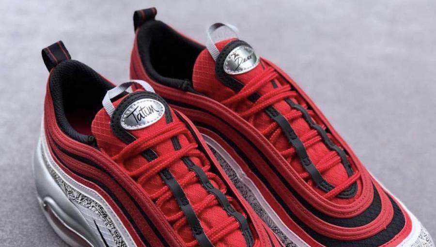 Jayson Tatum Has His Own Nike Air Max 97 Releasing
