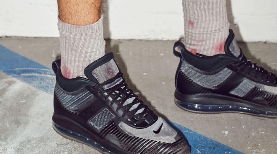 John Elliott Nike LeBron Icon Black 2019 Release Info