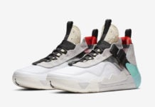 Jordan Defy SP White Island Green Infrared CJ7698-100 Release Info