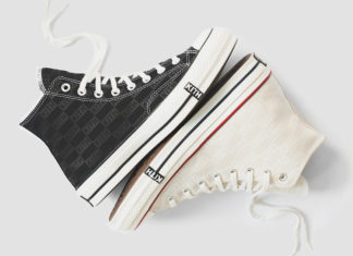 df3b018f488a31 Kith x Converse Chuck Taylor Releasing in Monogram Print
