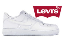 Levis Nike Air Force 1 Collection Release Details