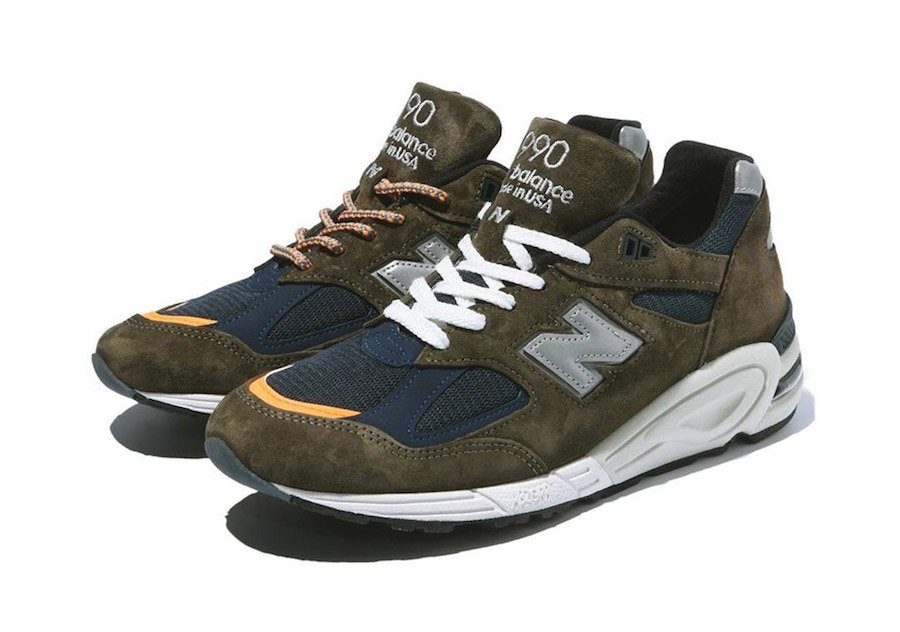 MADNESS New Balance 990 Release Info