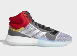 Marvel adidas Marquee Boost Thor EF2258 Release Date
