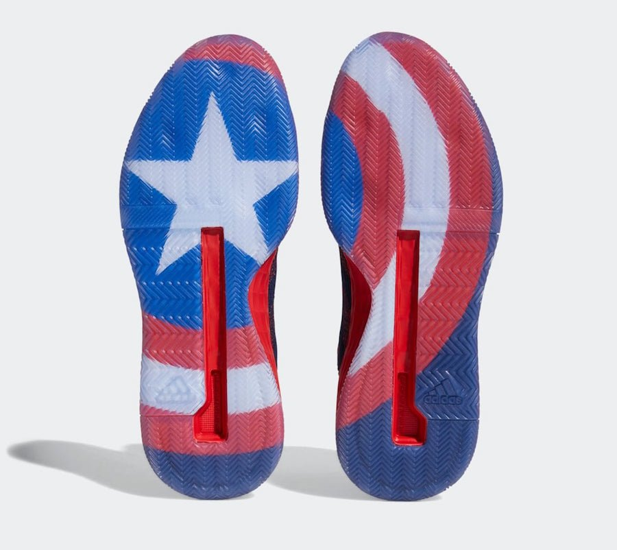 Marvel adidas N3XT L3V3L Captain America EF2257 Release Date