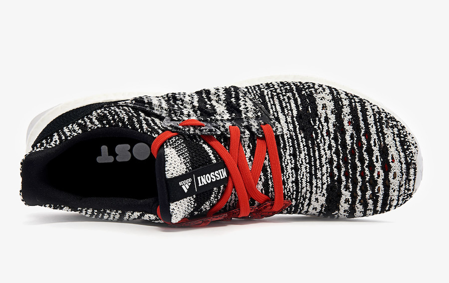 Missoni adidas Ultra Boost Clima D97743 Release Date