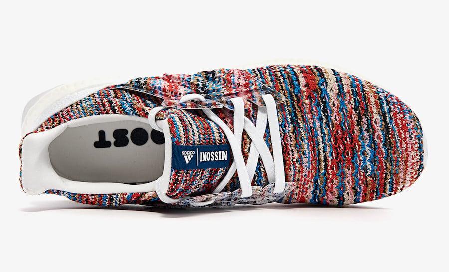 Missoni adidas Ultra Boost Clima D97771 Release Date