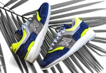 New Balance 997 Blue Yellow Release Info