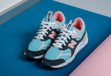 New Balance X-90 Reconstructed Summer Sky Release Date