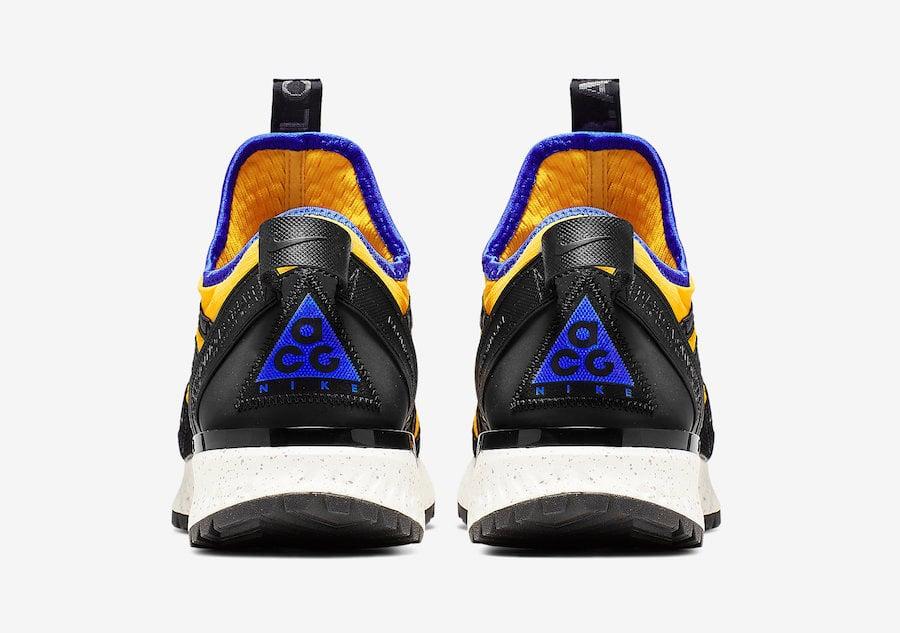 Nike ACG React Terra Gobe K2 LDV Amarillo BV6344-700 Release Date