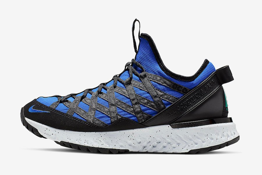 Nike ACG React Terra Gobe The Abyss Hyper Royal BV6344-400 Release Date
