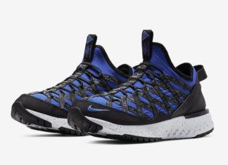 Nike ACG React Terra Gobe The Abyss Hyper Royal BV6344-400 Release Date