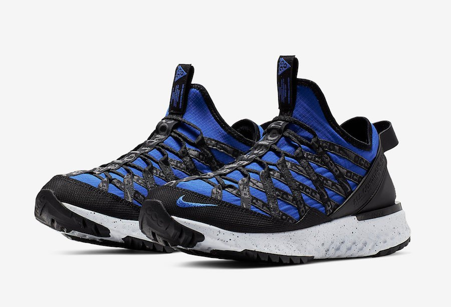 Nike ACG React Terra Gobe 'The Abyss' Official Images