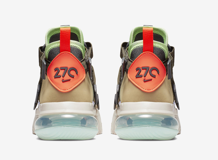 Nike Air Edge 270 AQ8764-200 Release Date