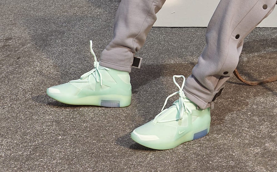 1ddac2afd6b Nike Air Fear of God 1 Release Date. Nike Air Fear of God 1 Release Date. Jerry  Lorenzo and ...