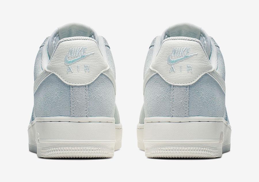 Nike Air Force 1 Ghost Aqua AQ8741-400 Release Date