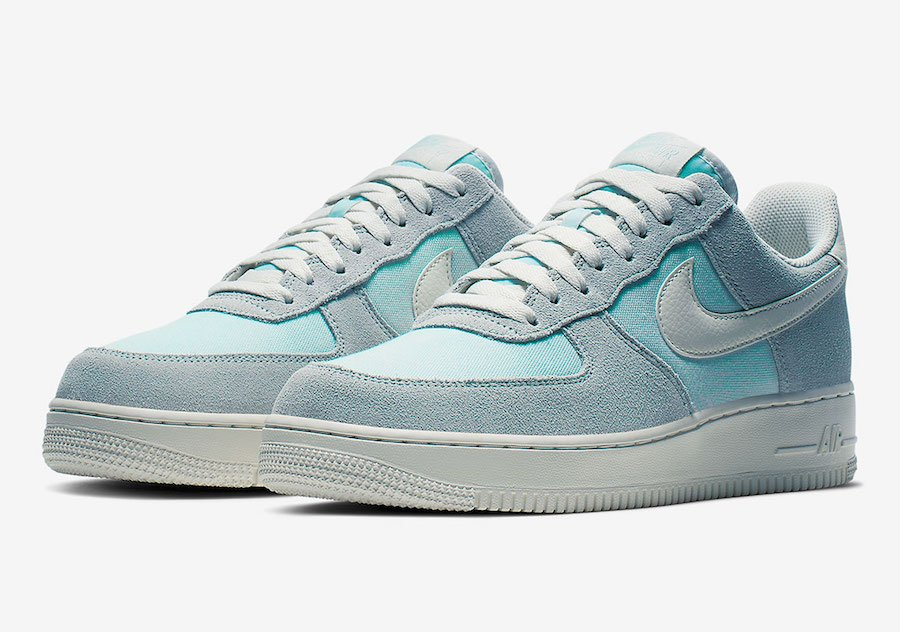 nike air force 1 turquoise