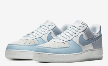 Nike Air Force 1 Low Blue Obsidian AO2425-400