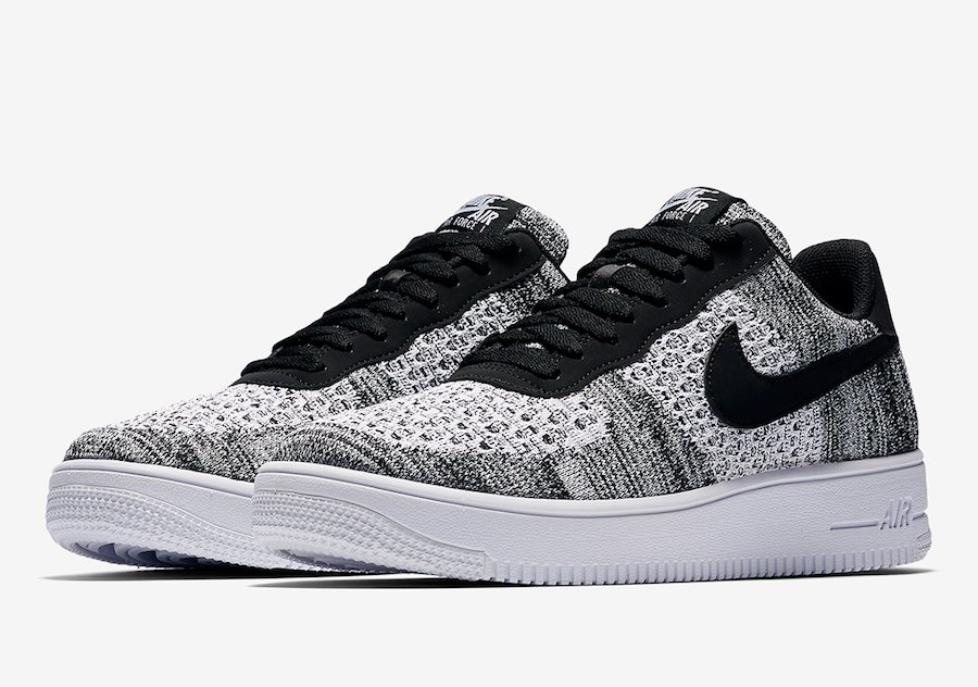 Nike Air Force 1 Flyknit 2.0 Release