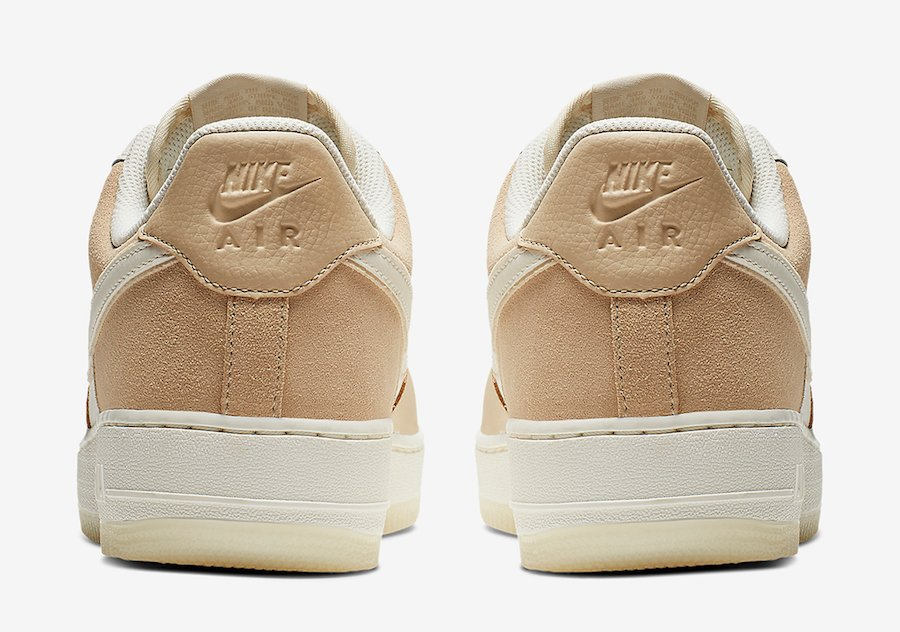 Nike Air Force 1 Low Tan Cream AO2425-200
