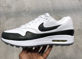 9360729a57c4 Nike Air Max 1 Golf Releasing for The Masters