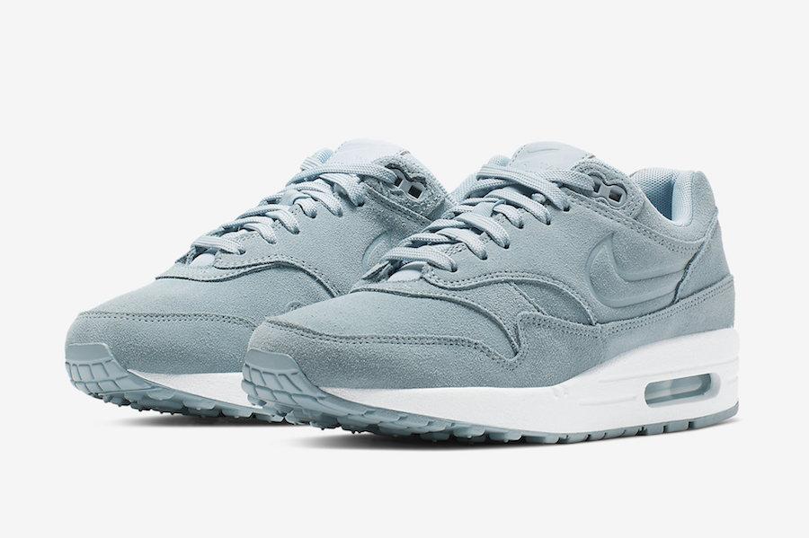 Nike Air Max 1 Premium 454746-405 Release Date