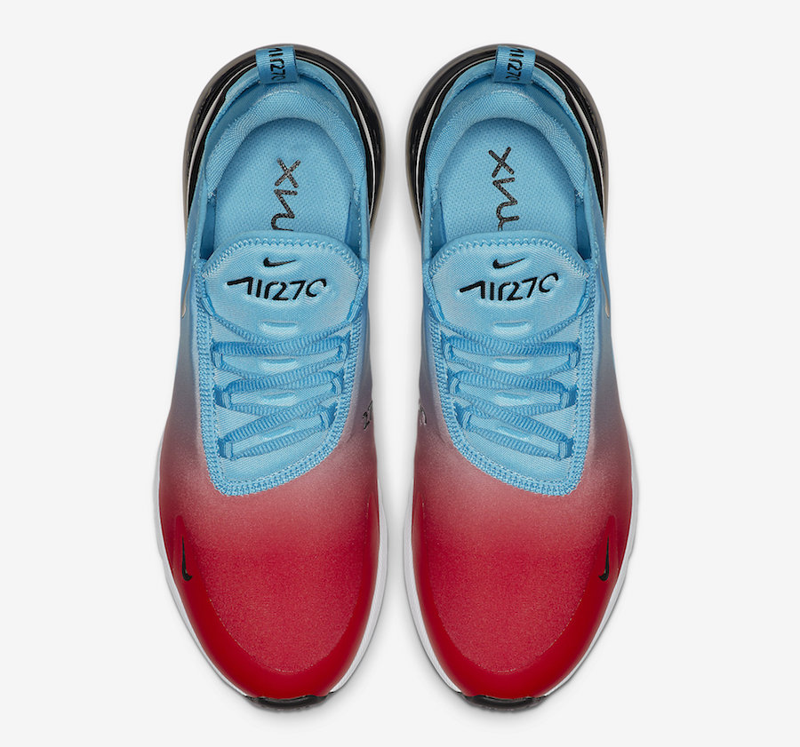Nike Air Max 270 Firecracker CJ0767-400 Release Date