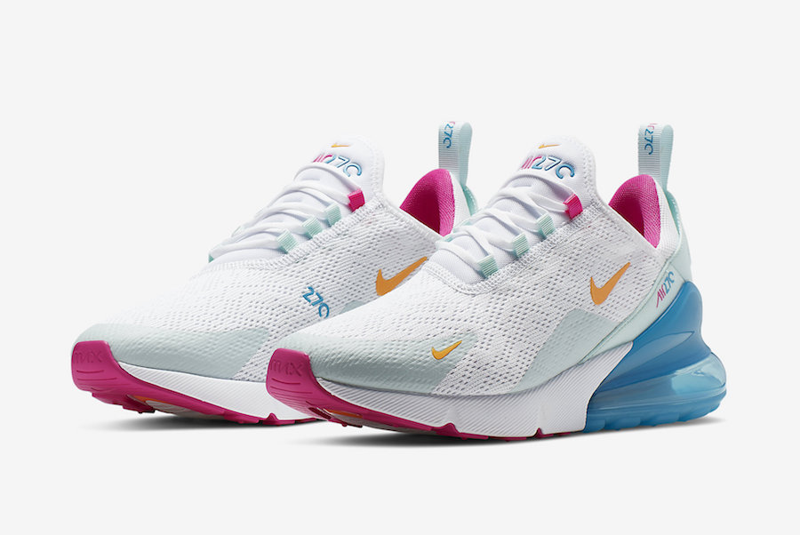 Nike Air Max 270 Womens CJ0568-100 Release Date
