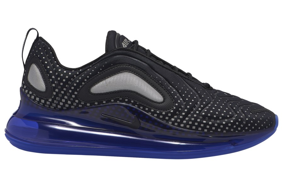 Nike Air Max 720 Black Racer Blue AO2924-013 Release Info