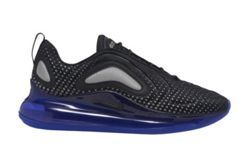 Nike Air Max 720 Black Racer Blue AO2924-013 Release Info