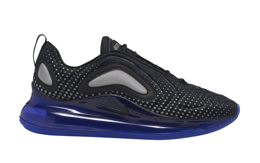 Nike Air Max 720 Black Racer Blue AO2924-013