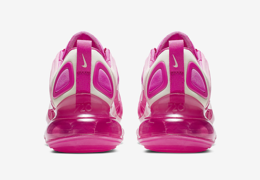 Nike Air Max 720 Laser Fuchsia AQ3195-601 Release Date