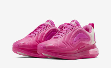 on sale 0e9c2 c454b Nike Air Max 720  Laser Fuchsia