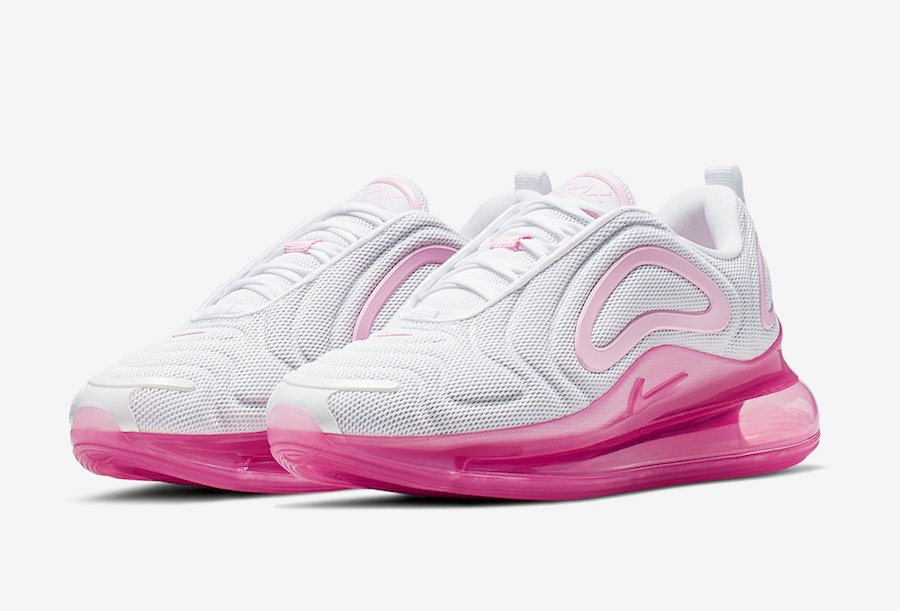 bbe589b16c85 Nike Air Max 720 Pink Rise AR9293-103 Release Date