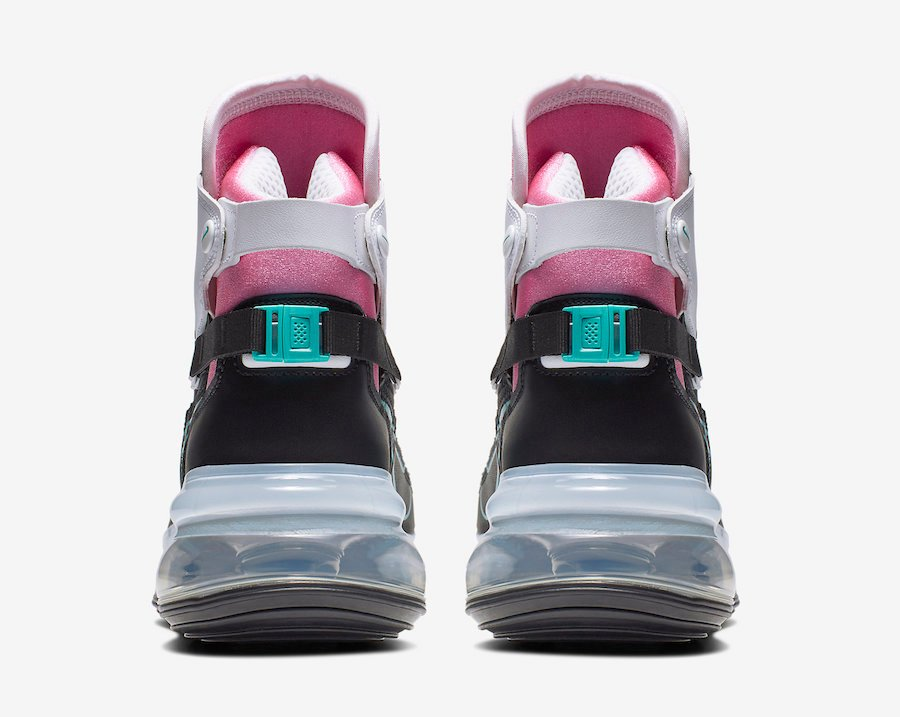 Nike Air Max 720 Saturn Miami Vice AO2110-002 Release Date