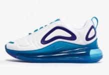 Nike Air Max 720 Spirit Teal AR9293-100 Release Date