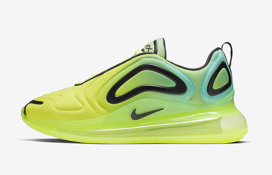 Nike Air Max 720 Volt AO2924-701 Release Info