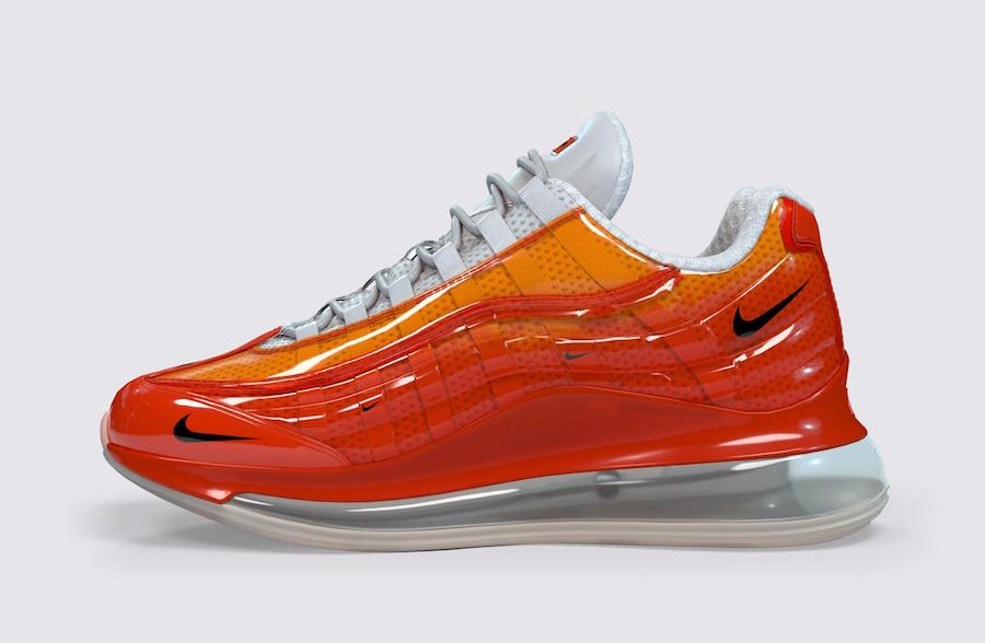 Nike Air Max 72095 Heron Preston by You
