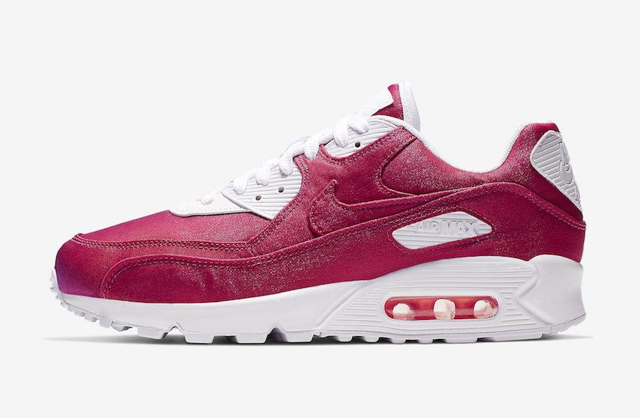Nike Air Max 90 Hyper Crimson 881105-800 Release Info