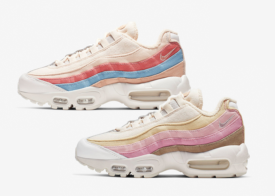 Nike Air Max 95 Plant Color Pack Release Date