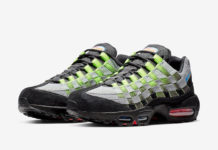 Nike Air Max 95 Woven AQ0764-001 Release Date