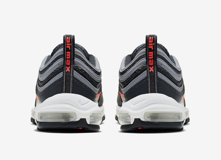 Nike Air Max 97 Anthracite Flash Crimson CI6392-001 Release Info
