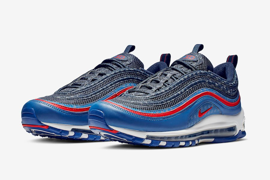 Nike Air Max 97 Game Royal University Red CD7791-400 Release Date