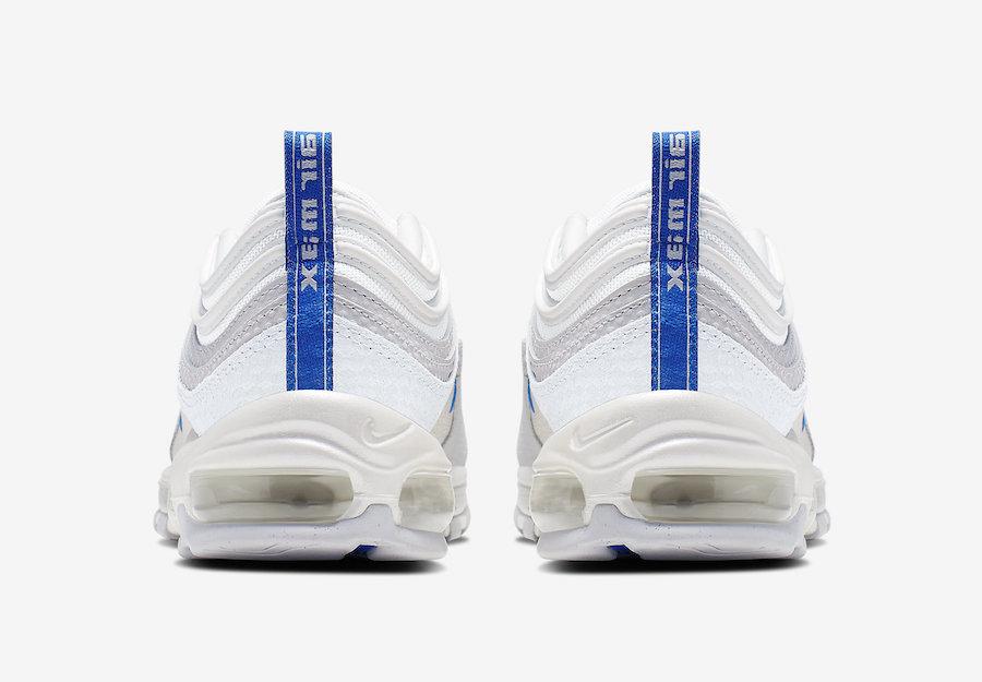 Nike Air Max 97 Premium Racer Blue 312834-009 Release Info