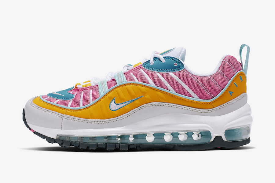 Nike Air Max 98 CI9897-301 Release Info