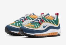 Nike Air Max 98 Multicolor AH6799-601 Release Info