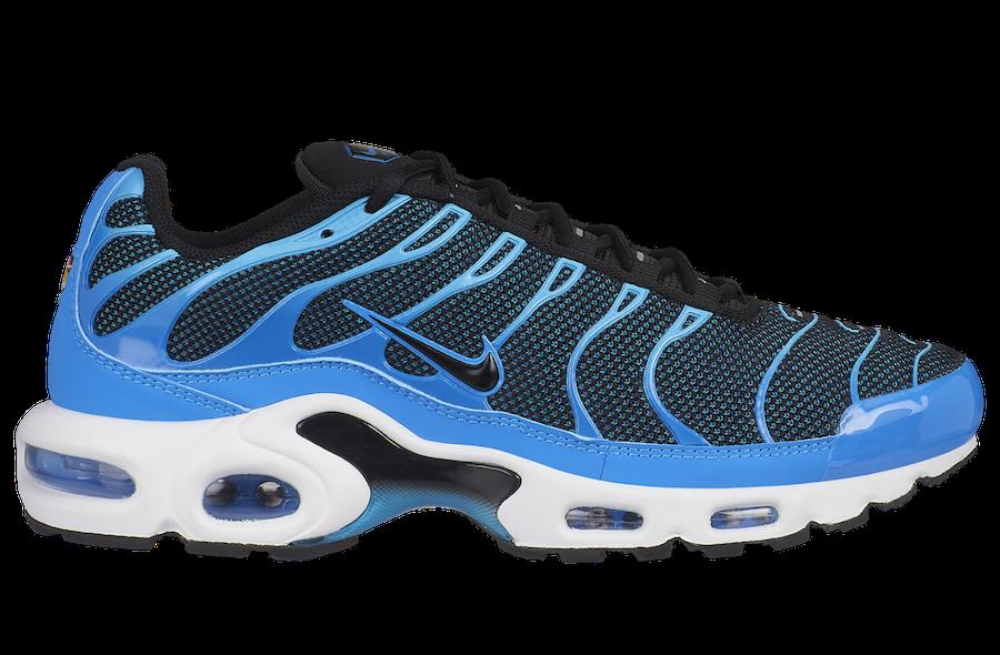 Nike Air Max Plus 852630-410 Release