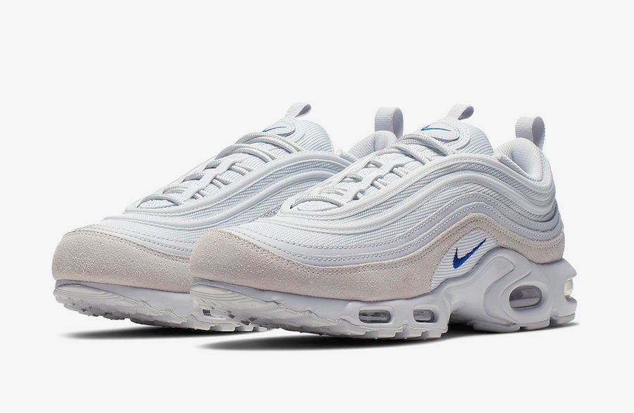 100% authentic 442eb a0488 Nike Air Max Plus 97 Platinum Racer Blue CD7862-002 Release Date