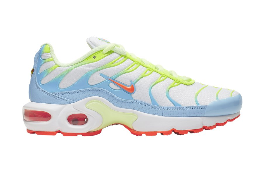 Nike Air Max Plus GS CJ9930-400 Release Info