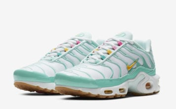 Nike Air Max Plus Teal Twist CJ9925-300 Release Date