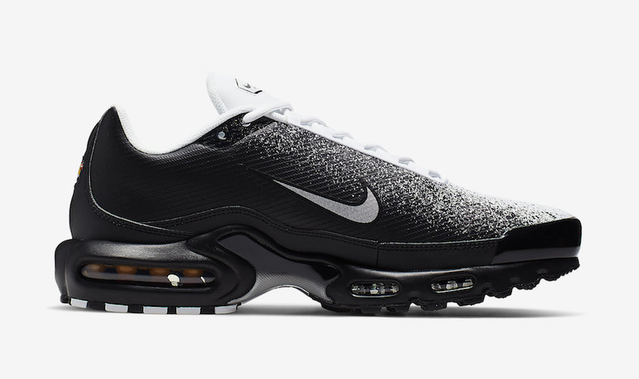 Nike Air Max Plus TN SE Black White CI7701-002 Release Date